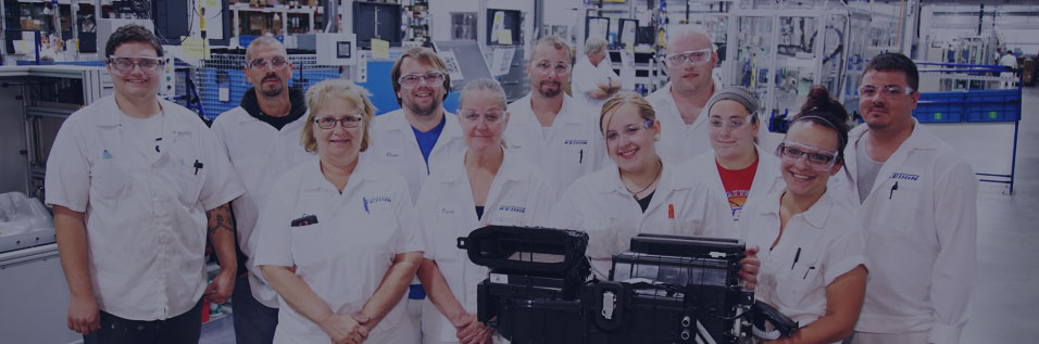 part of our team here at Keihin North America
